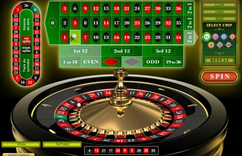 """""""Een variant van online roulette"""""""